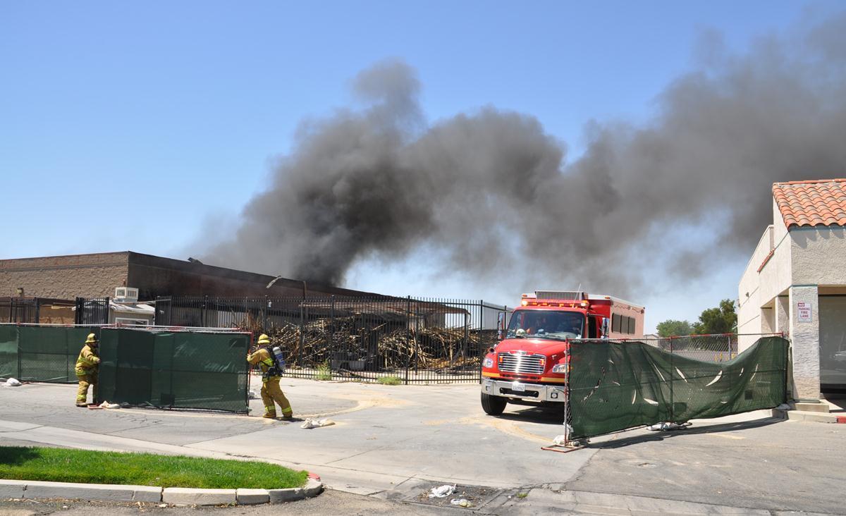 Commercial Fire Mankato Minnesota