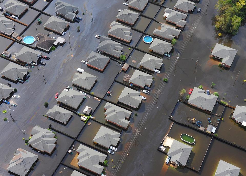 Flood Mankato Minnesota